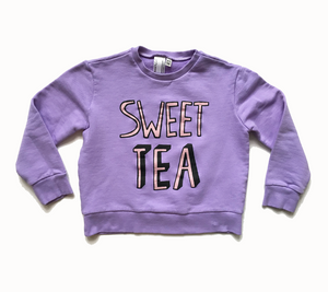 SWEET TEA SWEAT - LILAC - Rebel and Lola
