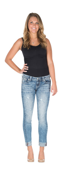 Miss Me jeans do come in Extended sizes!