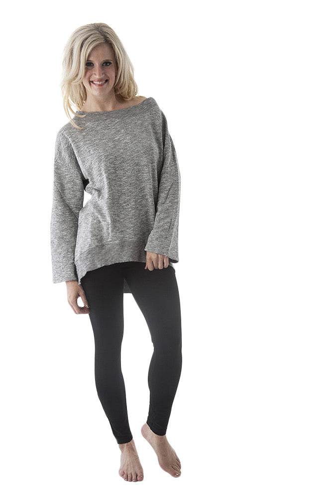 Hard Tail Modern sweatshirt (heather grey)