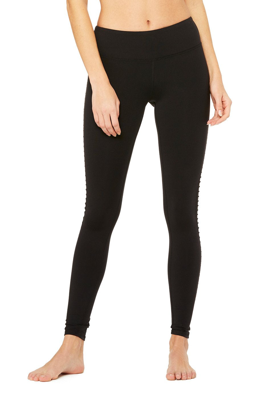 ALO Womens Luminous Leggings (black)