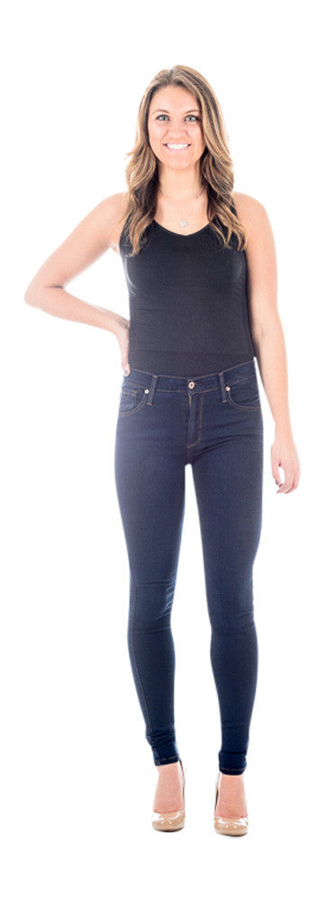 James Twiggy skinny jeans in Bombshell