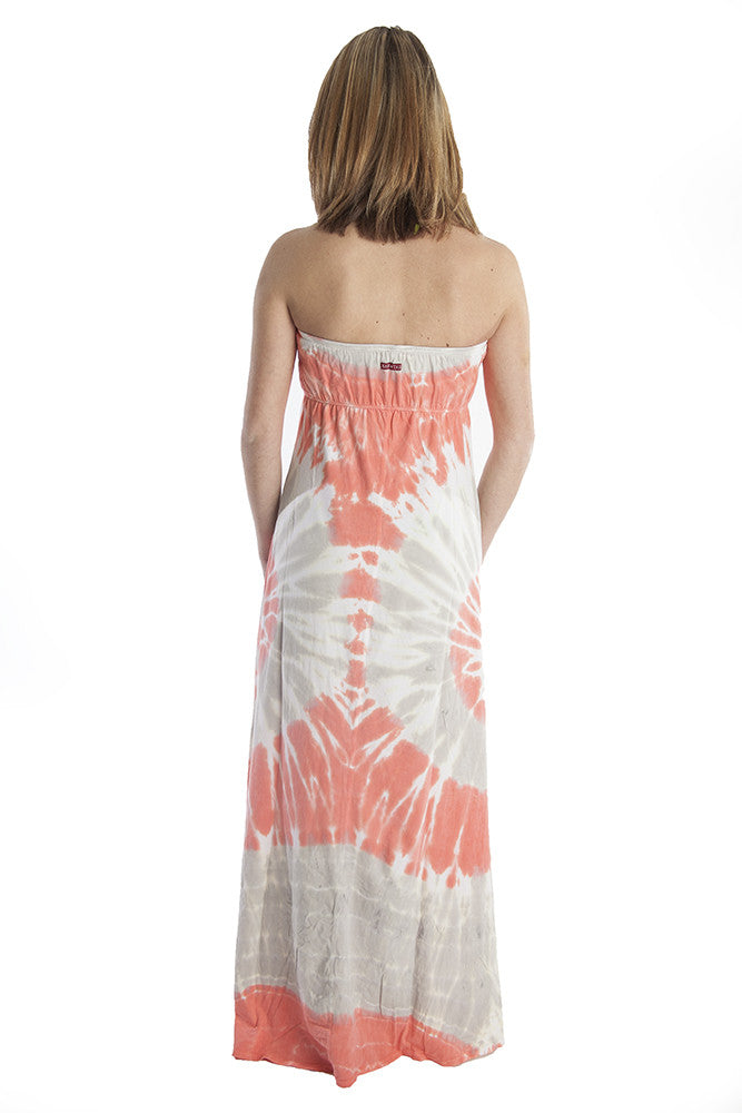 Hard Tail Tie Dye Maxi Dress