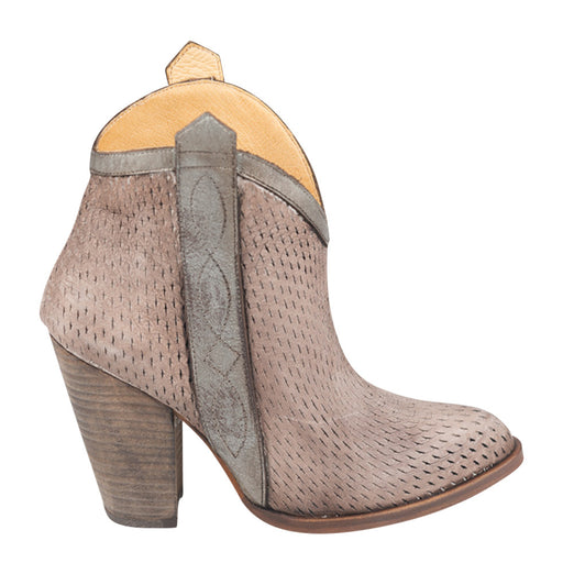NM by Naughty Monkey women's Rita Booties (Grey)