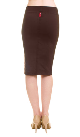 Hard Tail Supplex pencil skirt