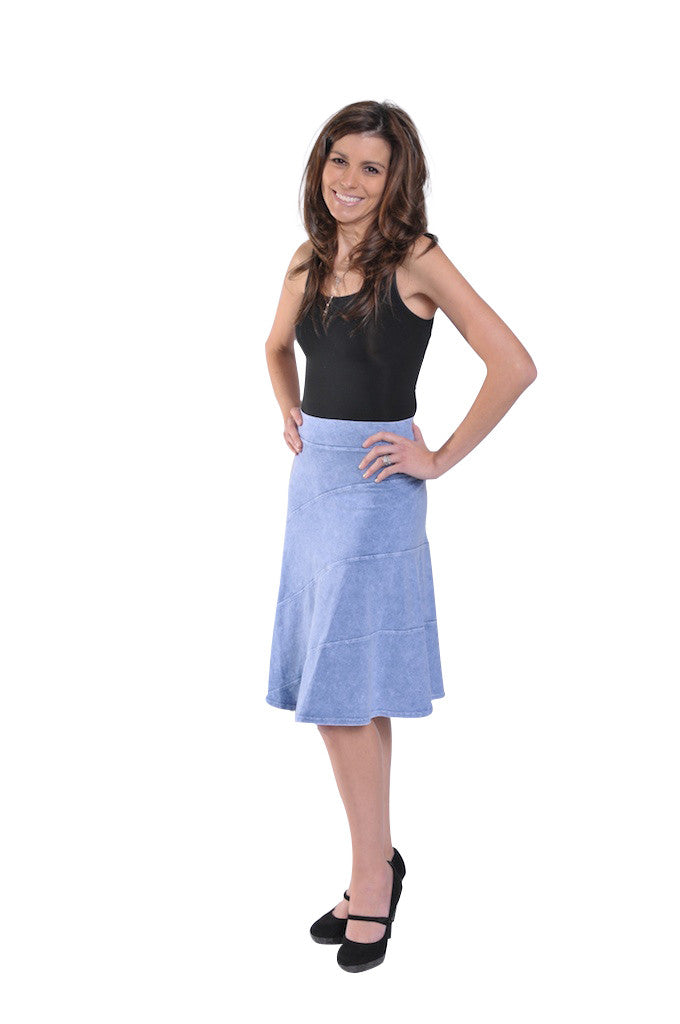 Hard Tail circle circle A-line skirt - 4 colors available