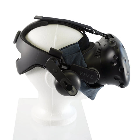 VRcomfy Mask  with HTC Vive