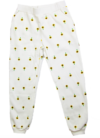 SUNFLOWER SWEATPANTS