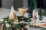Sail Away Cocktails: Peppermint Mocha White Russian