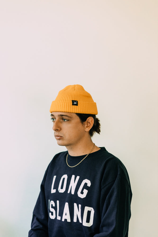 Load image into Gallery viewer, The LI Crewneck (Navy)