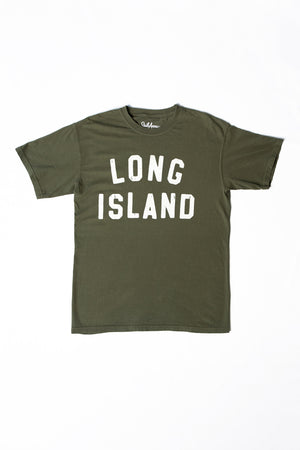 Load image into Gallery viewer, The LI Tee (Army)