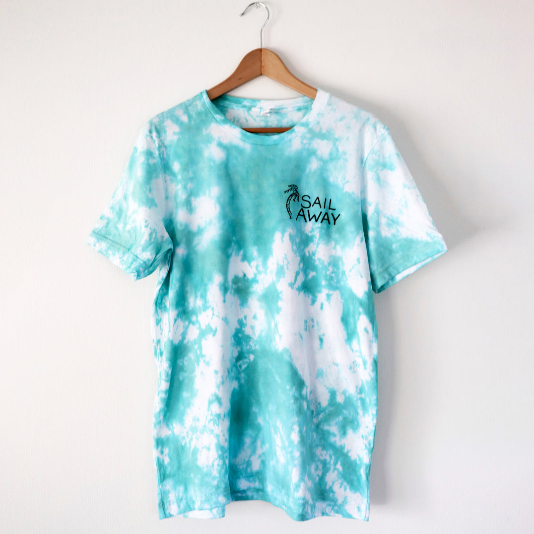 Summer Shop Tee - Tie Dye