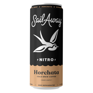 Load image into Gallery viewer, Nitro Cold Brew Coffee (Horchata)