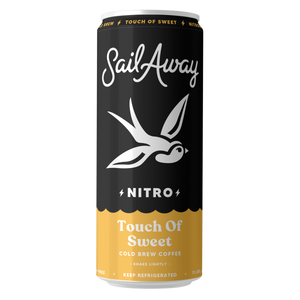 Load image into Gallery viewer, Nitro Cold Brew Coffee (Touch Of Sweet)