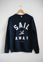 Load image into Gallery viewer, Crew neck Locals Sail Away