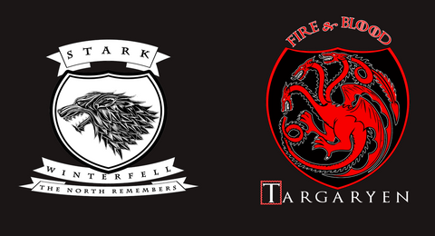 Game of Thrones t-shirts @the2ndteeshop