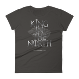 The King In The North Women's Short Sleeve T-Shirt - The 2nd Tee Shop Tees
