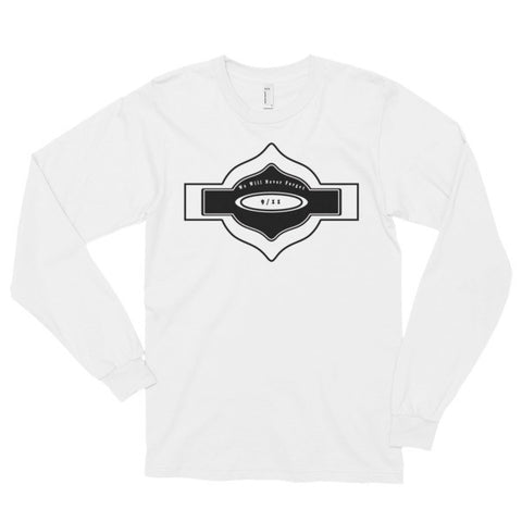 Nine Eleven Long Sleeve Tees - The 2nd Tee Shop