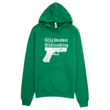 With The Second Amendment Comes Great Responsibility Hoodie - The 2nd Tee Shop