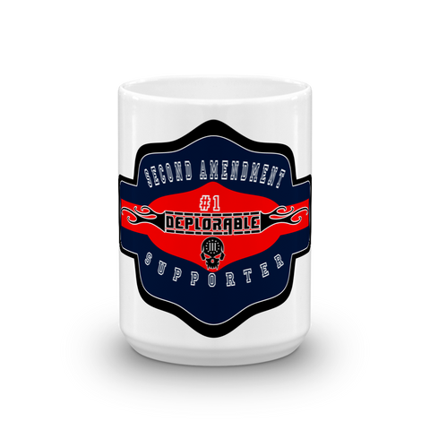 #1 Deplorables Mug - The 2nd Tee Shop Mugs