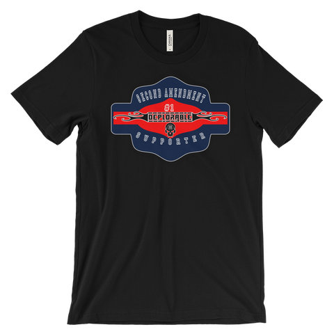 Deplorables Short Sleeve Tees - The 2nd Tee Shop