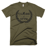 Class of 1776 Short Sleeve Men's T-Shirt - The 2nd Tee Shop