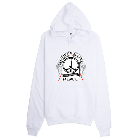All Lives Matter Hoodie - The 2nd Tee Shop