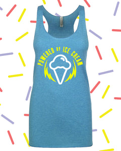 """Throwback"" Racer Tank"