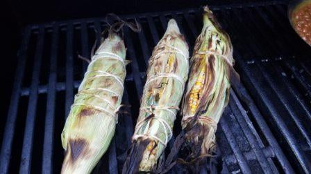 Boston Spice Townie Spice Blend Grilled Corn On the Cob
