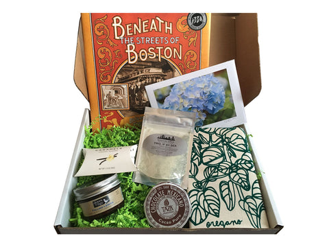 Boston Spice Two If By Sea Seafood Seasoning blend featured by Explore Local Box