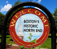 Boston Spice visits the North End