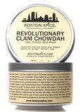 Revolutionary Clam Chowdah - New England Clam Chowder Spice Blend
