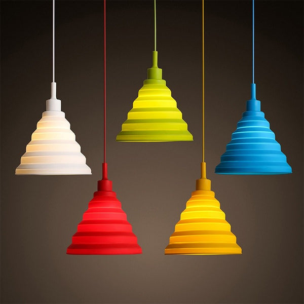 Colorful Pendant Lights for Any Room of the House or OfficePendant Lights,  - Things to Zen About