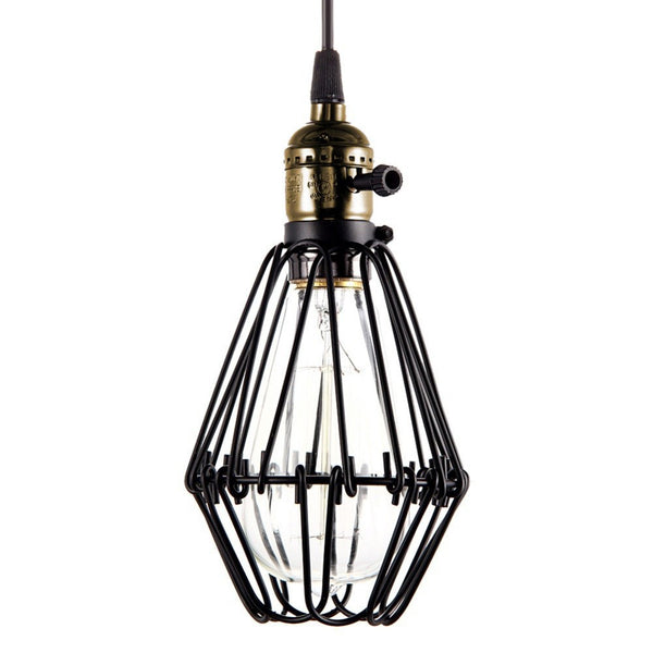 Edison Pendant Light for the Industrial EdgePendant Lights,  - Things to Zen About