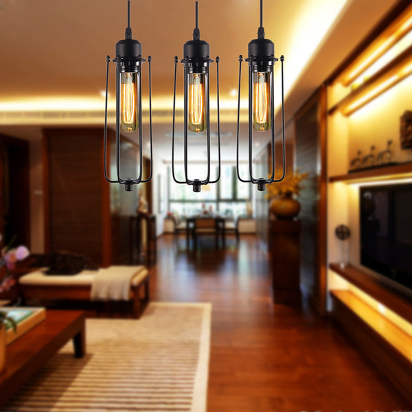 French Industrial Edison Pendant LightPendant Lights,  - Things to Zen About