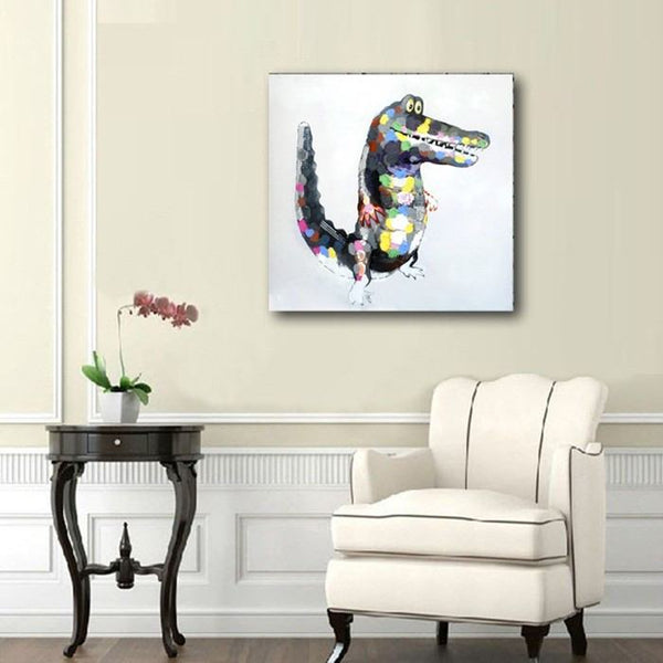 Fun, Fun, Fun! Painting on Canvas - UnframedWall Art,  - Things to Zen About