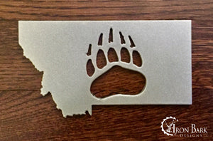 University of Montana - Griz Magnet