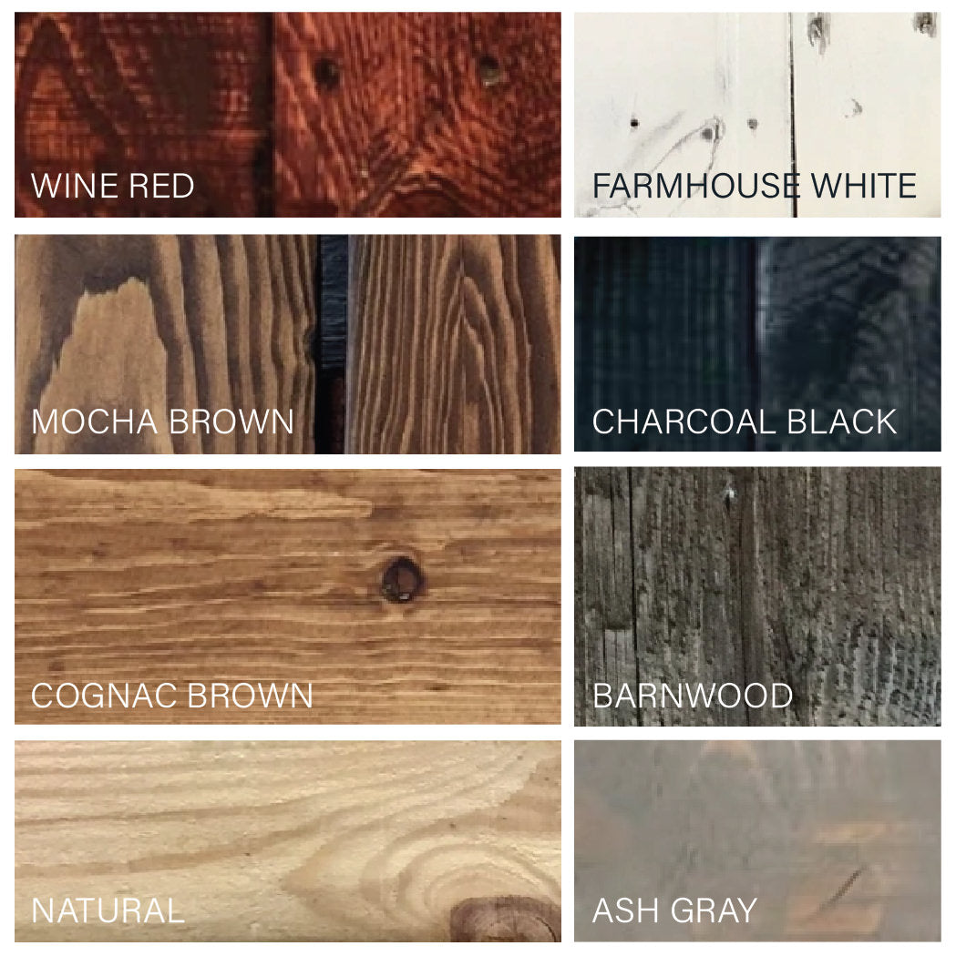 Wood background options