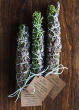 Forest Dreams - Lavender & Cypress - Botanical Smudge Bundles