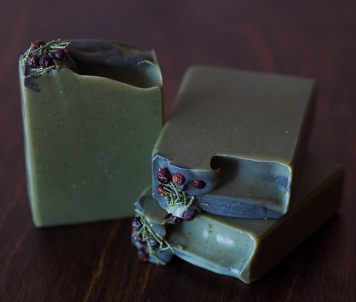 Woodlands - Artisan Natural Soap