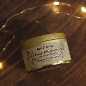 Pixie Blossom - Orange Blossom + Jasmine - Gold Holiday Edition
