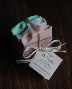 Ojai Landscape Set - Artisan Natural Soap Set