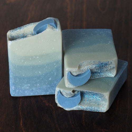 Frost Moon - Artisan Natural Soap - Limited Edition