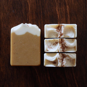 Spiced Pumpkin - Artisan Natural Soap