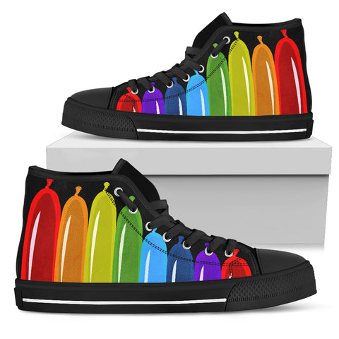 Men's Twister High Tops