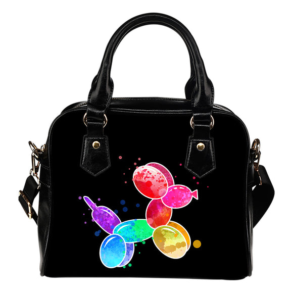 Watercolor Dog Handbag