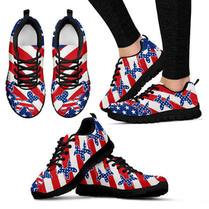Women's Freedom Dogs Sneakers