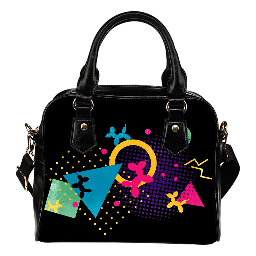 Memphis Balloon Dog Handbag