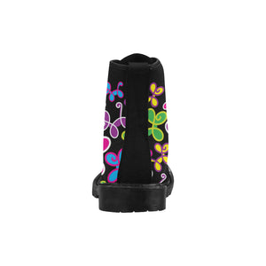 Women's Swirly Pups Boots