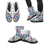 Swirly Pups Snow Boots