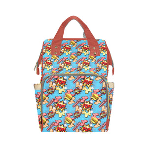 Comic Dogs Jam Backpack